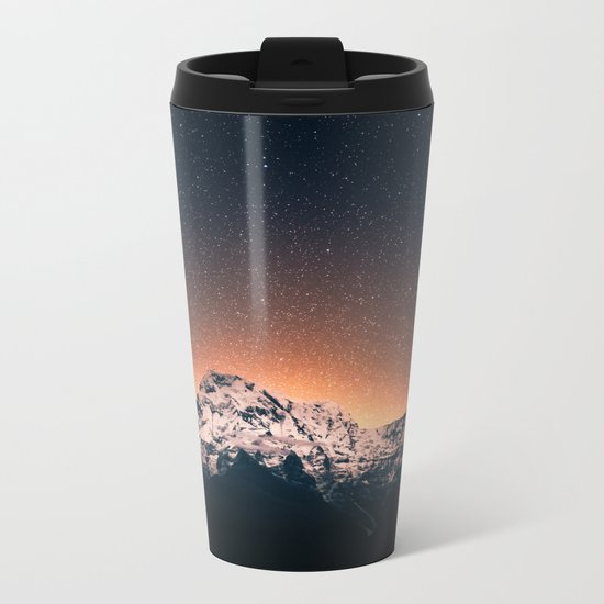 Ok to dream Metal Travel Mug