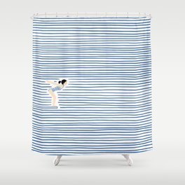 Make a Splash Shower Curtain
