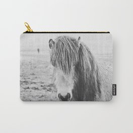 WILD HORSE / Iceland Carry-All Pouch