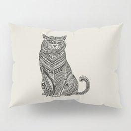 Polynesian British Shorthair cat Pillow Sham