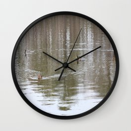 Catch me if you can Wall Clock