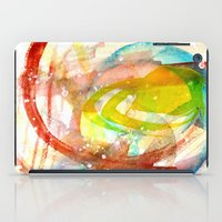 contact iPad Cases featuring contact by Kay Weber