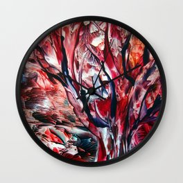 LoveTree Wall Clock