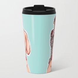 Supersoldier butts Travel Mug