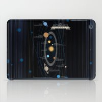 mythology iPad Cases featuring Mythology of Astronomy by Pygmy Creative