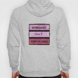 Millennial Pink Hoody