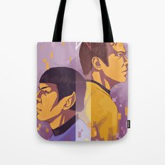 Star Trek Tote Bag