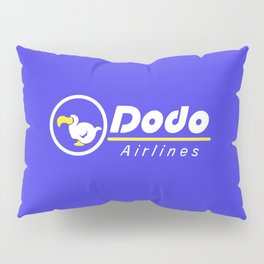dal dodo airline ac animal crossing Pillow Sham