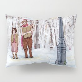 The Lamp Pillow Sham
