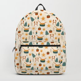 Christmas Toys Backpack