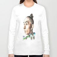 ahs Long Sleeve T-shirts featuring Pepper -AHS by MELCHOMM