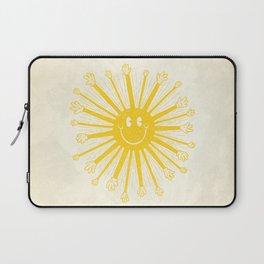 Heat Wave Laptop Sleeve