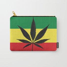 Marijuana leaf Carry-All Pouch