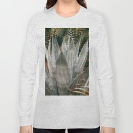 Deep Agave Long Sleeve T-shirt