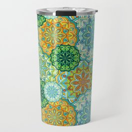 Lovely mandala Travel Mug