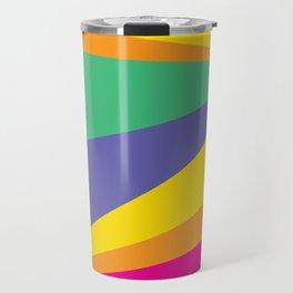 Color lighting Travel Mug