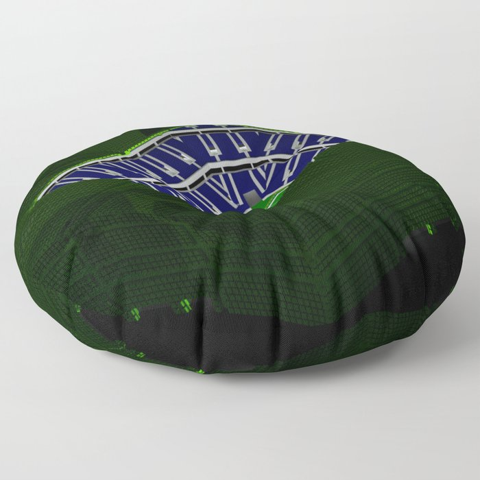 The Voyager Floor Pillow