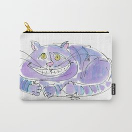 Alice In Wonderland / Cheshire Cat Carry-All Pouch