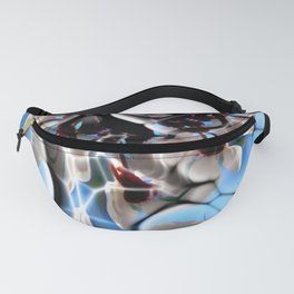 Cherry Tree Abstract Fanny Pack