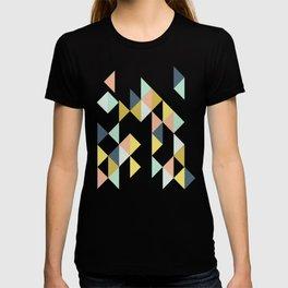 Modern Geometric Design T-shirt
