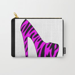Pink heel Carry-All Pouch