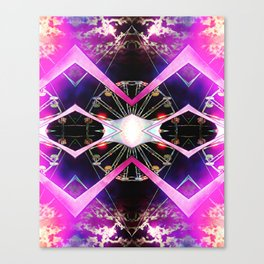 MoonriseFest 2019 - Pyramid in the Sky Canvas Print