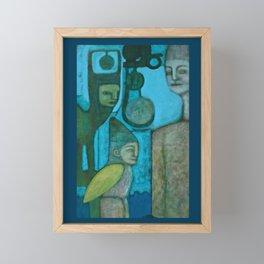 Mechanisms of Belief 3 Framed Mini Art Print