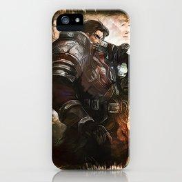 League of Legends GAREN iPhone Case