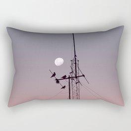 Meet me at sunset Rectangular Pillow