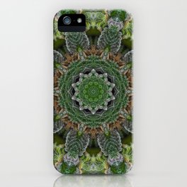 Green Queen iPhone Case
