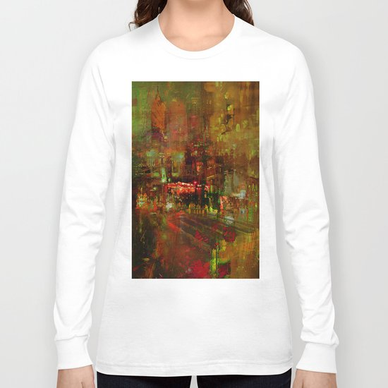 Rue de la Source Long Sleeve T-shirt
