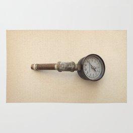 The Forgotten Workshop series- Pressure Gauge Rug