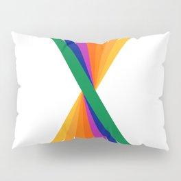 Rainbow Stix Pillow Sham
