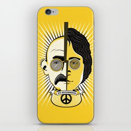 We recommend Peace iPhone Skin