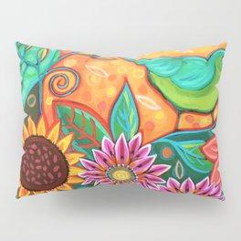 Bird Watcher Pillow Sham