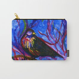 Painted Reality Carry-All Pouch