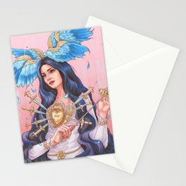 Lana: Heavenly Bodies Stationery Cards