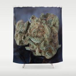 Deep Sleep Medicinal Medical Marijuana Shower Curtain