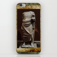 greece iPhone & iPod Skins featuring Greece  by Saundra Myles