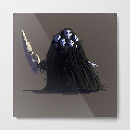 Darksouls fan art - Nito Metal Print