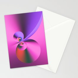soft colors -4- Stationery Cards
