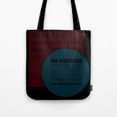 Wonderful opportunities Tote Bag