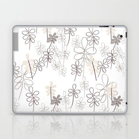 Spring leaves Laptop & iPad Skin