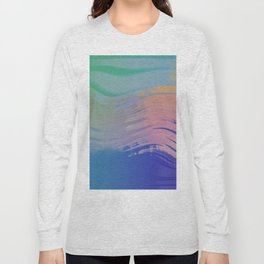 rock n rolling to the 80s Long Sleeve T-shirt