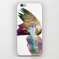 india iPhone & iPod Skins featuring India by Isabel Martinez Isabel