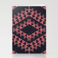 navajo Stationery Cards featuring navajo n3 by spinL