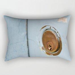 missing key Rectangular Pillow