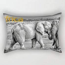 Africa I Rectangular Pillow