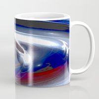 attack on titan Mugs featuring Attack by Chris' Landscape Images & Designs