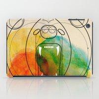 bear iPad Cases featuring Bear by Alvaro Tapia Hidalgo